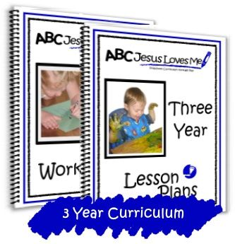 19 best hs curriculum images on pinterest curriculum 3 year curriculum lesson plan 1 abc jesus loves me fandeluxe Image collections