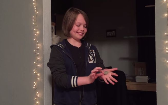 This Kid Magician Will Blow You Away With His Trick