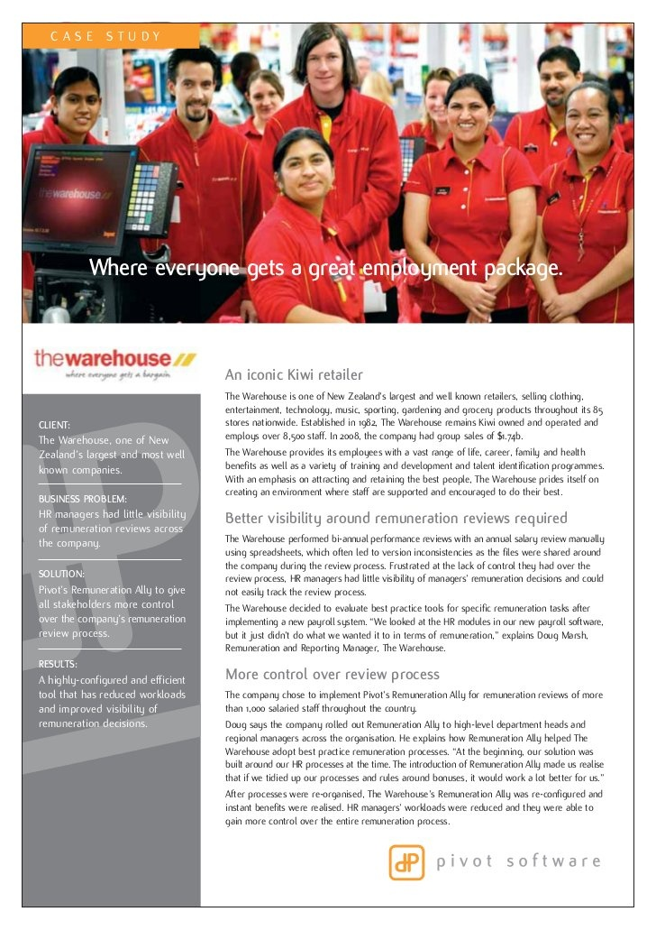 Case study home depot implement stakeholder