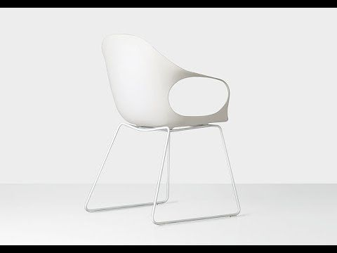 The Elephant rocking chair is coming from Kristalia; designed by Neuland Paster & Geldmacher. more @ http://www.kristalia.it