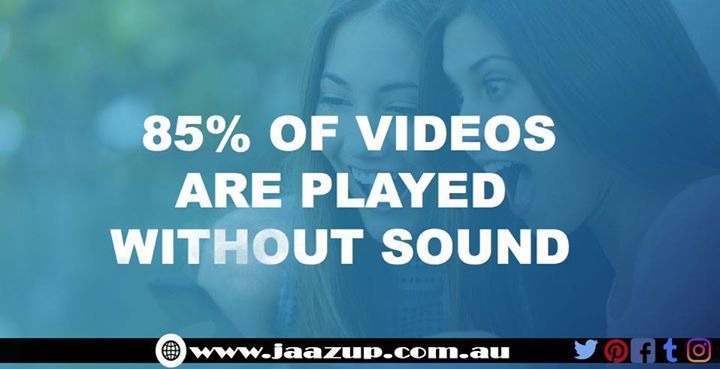 """So Facebook will upgrade videos with subtitles."" #Jaazup #Australia #FacebookFact #SocialMediaMarketing http://ift.tt/2eMUpgn Follow us on #twitter #Facebook ##tumblr #Pinterest - http://ift.tt/1HQJd81"