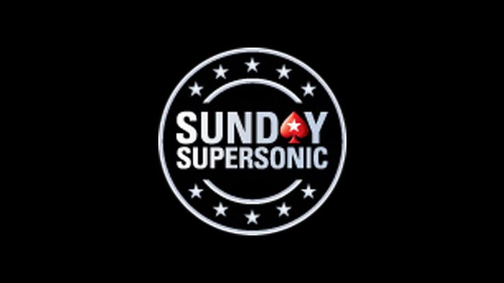Sunday Supersonic 25 October 2015: Final Table Replay - PokerStars