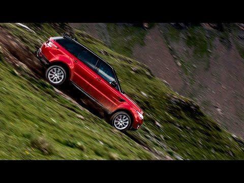 Range Rover Sport – Inferno Downhill Challenge - YouTube