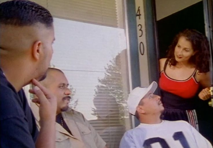 Blood And Tears Original Chicano Movie Starring Angel Aviles Mi Vida Loca