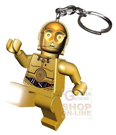 LEGO STAR WARS C-3PO FORMATO TORCIA PORTACHIAVI CON CATENELLA E ANELLO https://www.chiaradecaria.it/it/torce/9801-lego-star-wars-c-3po-formato-torcia-portachiavi-con-catenella-e-anello-4895028508197.html