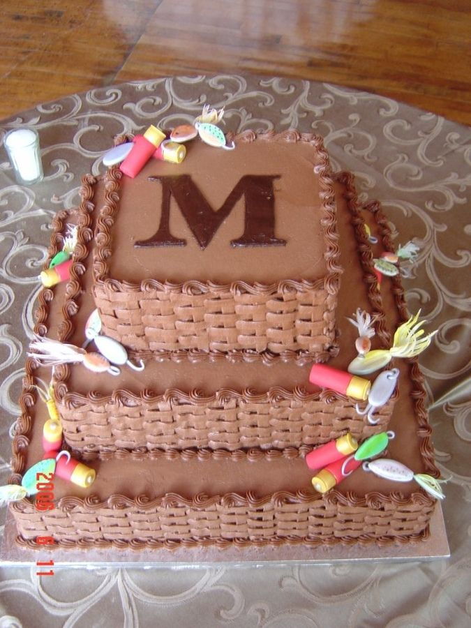 Hunting Grooms Cake | ... _modulescopperminealbumsuserpics23725fishing_hunting_grooms_cake.jpeg