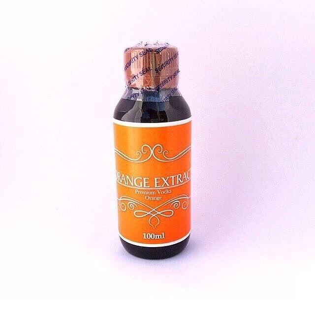 Premium Vanilla Fruit Extracts Non Alcoholic Vanilla Extract