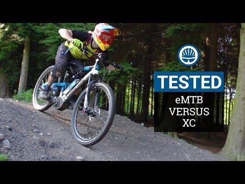 Electric mountain bike vs cross-country mountain bike - which is faster? - BikeRadar