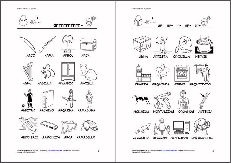MATERIALES - Fonema/r/ inversa.    Varias actividades y soportes para trabajar el fonemas /-R/ inversa y su integración en el lenguaje espontáneo.    http://arasaac.org/materiales.php?id_material=874