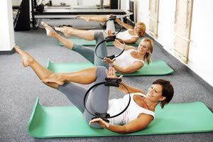 Upper Body Toning Exercises With the Pilates Ring: Using the Pilates Ring (Magic Circle)