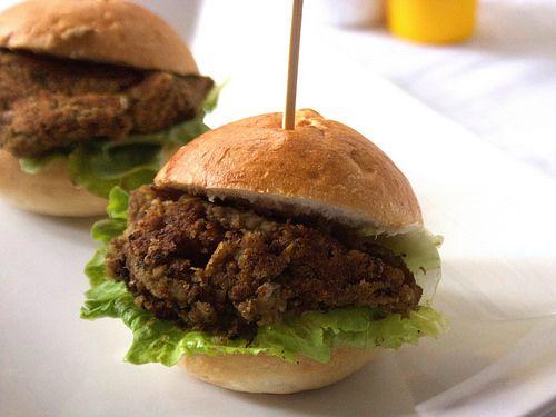 Ricette Bimby: Hamburger di Lenticchie Bimby