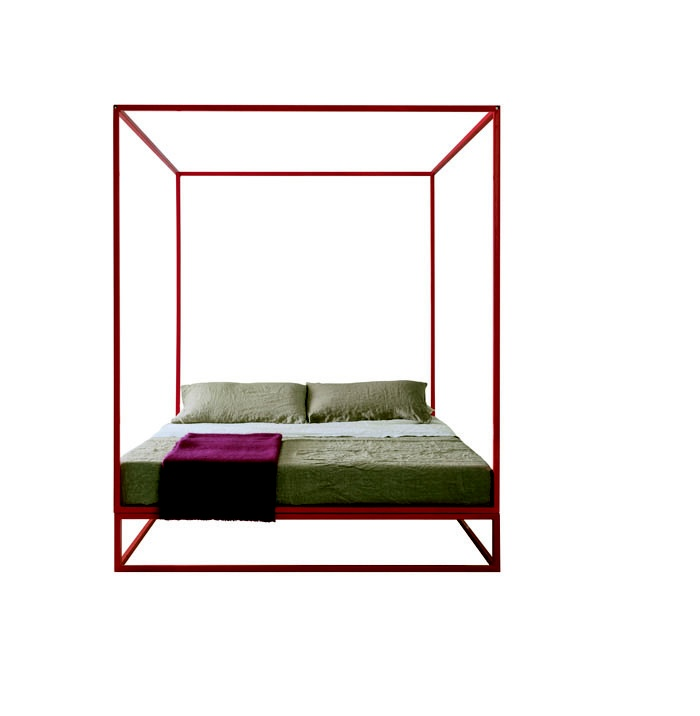Letto baldacchino bedroom pinterest bedrooms for Single bed tent canopy
