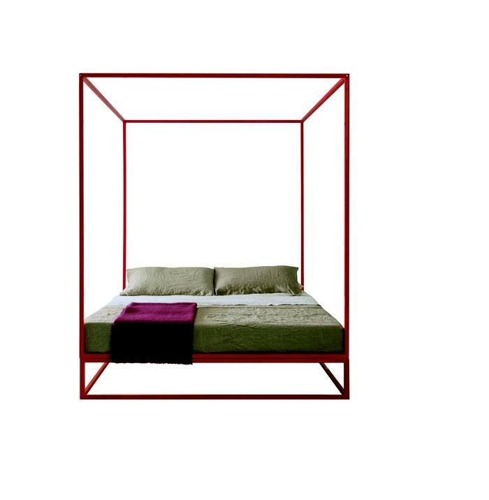 17 migliori idee su camera con letto a baldacchino su pinterest letti a baldacchino - Letto a baldacchino bianco ...