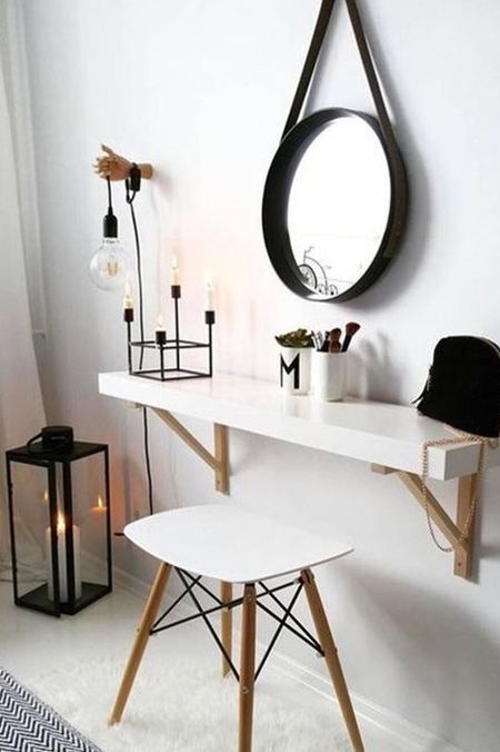 If You Need A Vanity Unit Or Small Dressing Table In Your Bedroom