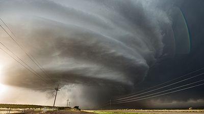Bouře z Nového Mexika je zatím jejím největším úlovkem