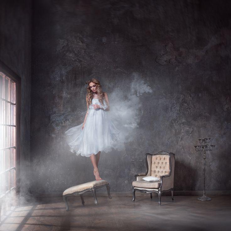 Основы fine-art фотографии: эффект левитации — Российское фото