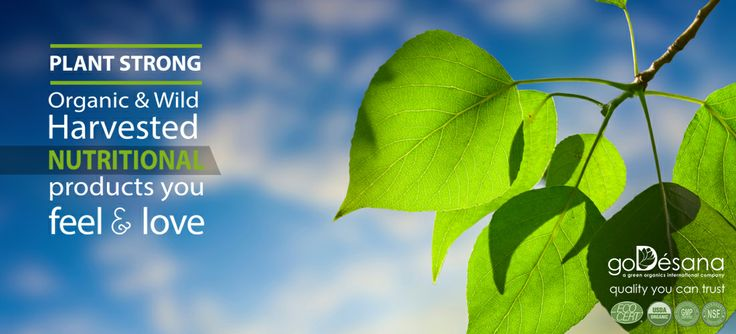 goDésana, a Green Organics International Company