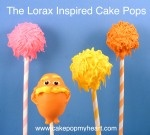 The Lorax: Cake Pops Truffles, Cake Cookie Pops, Cake Bites, Cake Balls, Cakeballs, Cakepop Artistry, Awesome Cake, Cake Decorating