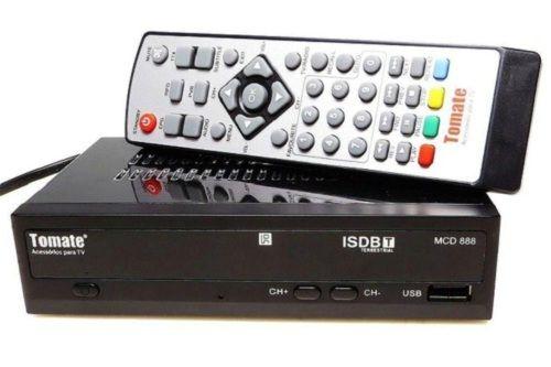 Conversor e gravador digital Tomate MCD-888