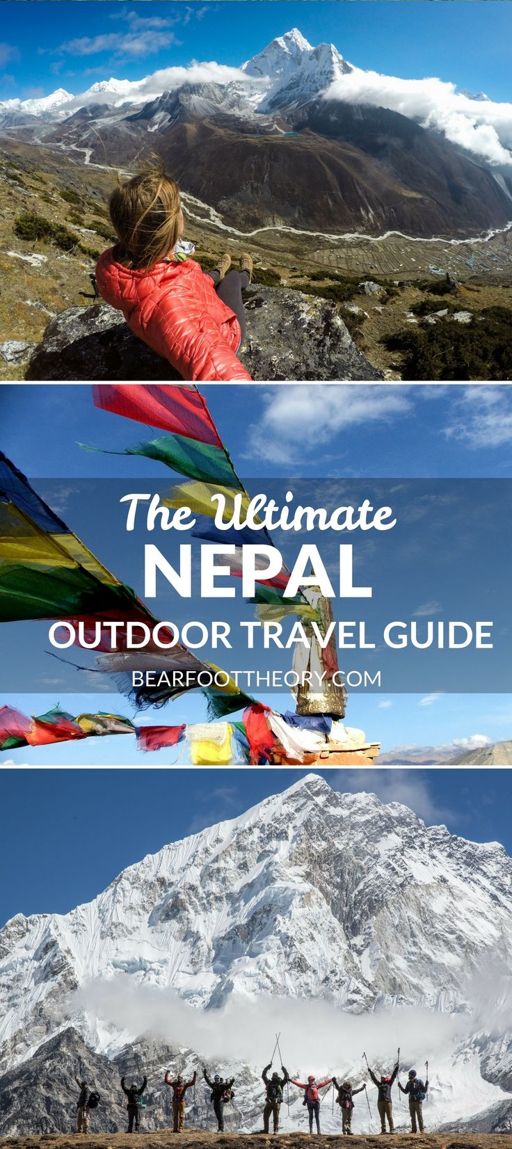 Plan an adventurous trip to Nepal with our outdoor travel guide featuring the best outdoor activities, Everest Basecamp info & most popular blog posts.