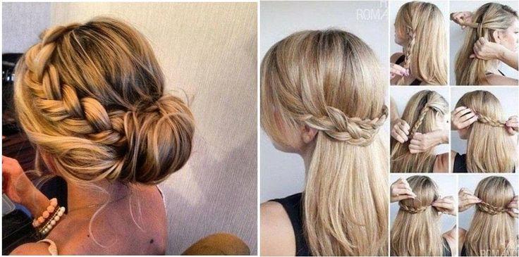 9 ideas de peinados para eventos y tutoriales, ¡no te lo pierdas!