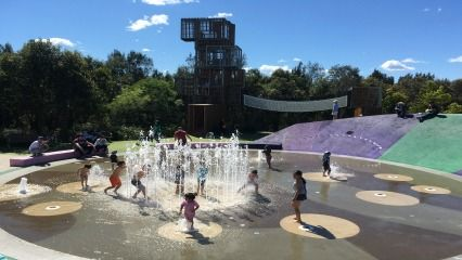 Blaxland Riverside Park and Playground Has the Wow Factor | ellaslist