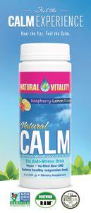 Natural Calm | Magnesium Supplement Stress Relief