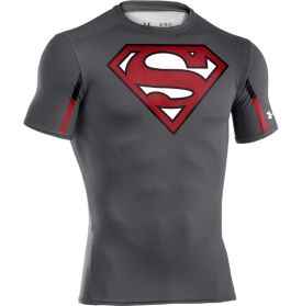 Under Armour Men's Texas Tech Alter Ego Superman Compression Shirt - Dick's Sporting Goods