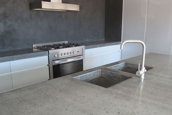 Concrete Benchtops - Google Search
