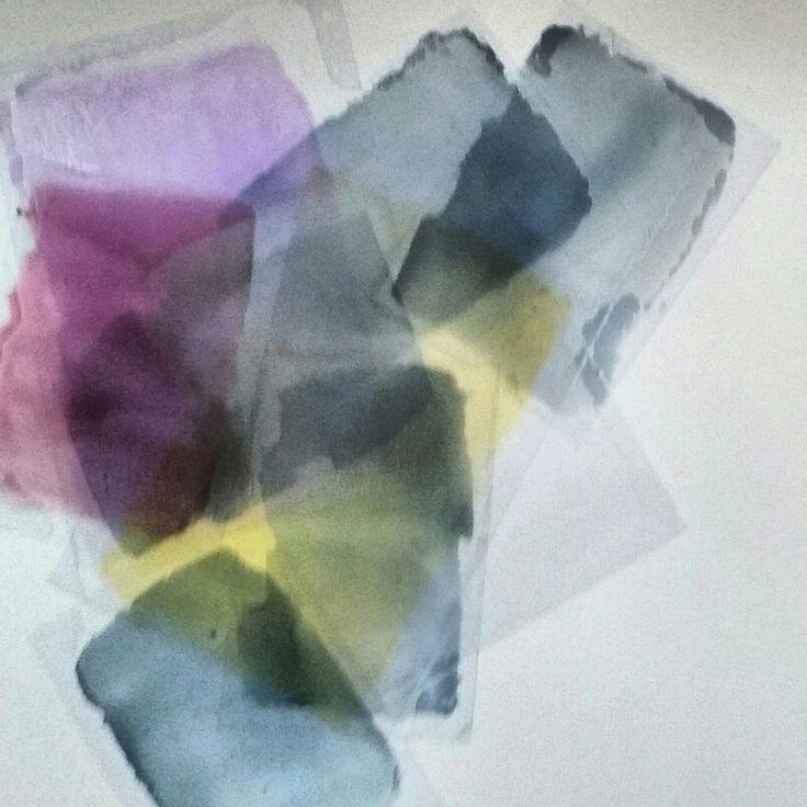 V1-V4 136 Particular Mixed media on canvas #art #installation #lightsbox 2015 www.raffaellalavena.com