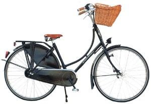 la bicicleta holandesa