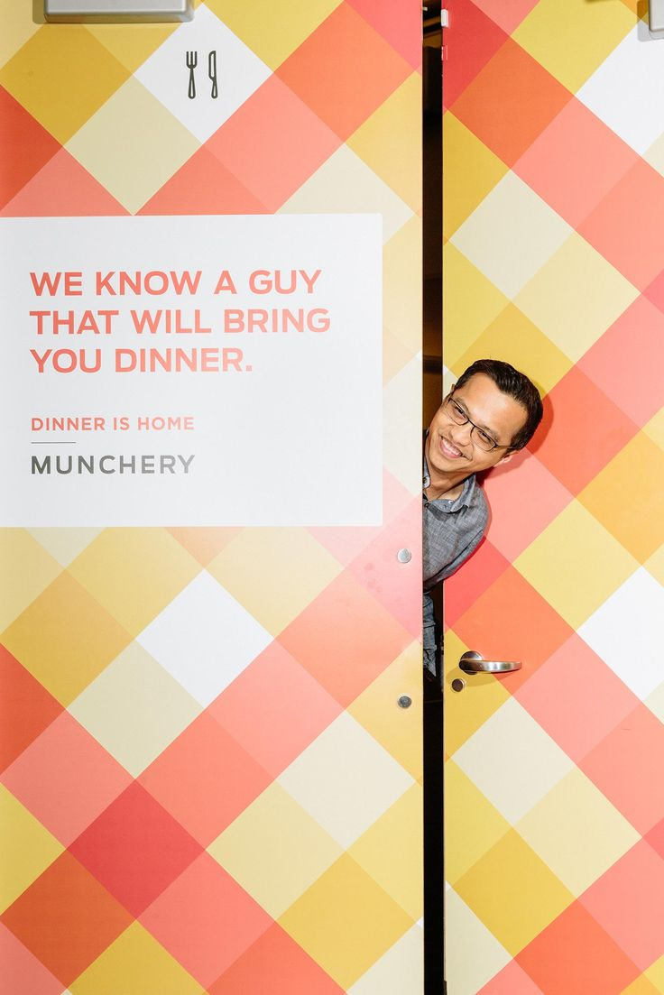 How a Vietnamese Refugee Is Rethinking Food Delivery in America Munchery CEO Tri Tran opens up about his harrowing journey to Silicon Valley. Tri Tran