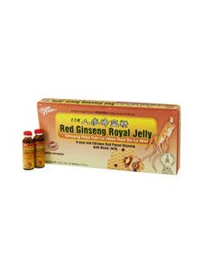 Prince of Peace- Red Ginseng Royal Jelly 10 cc 10 btls