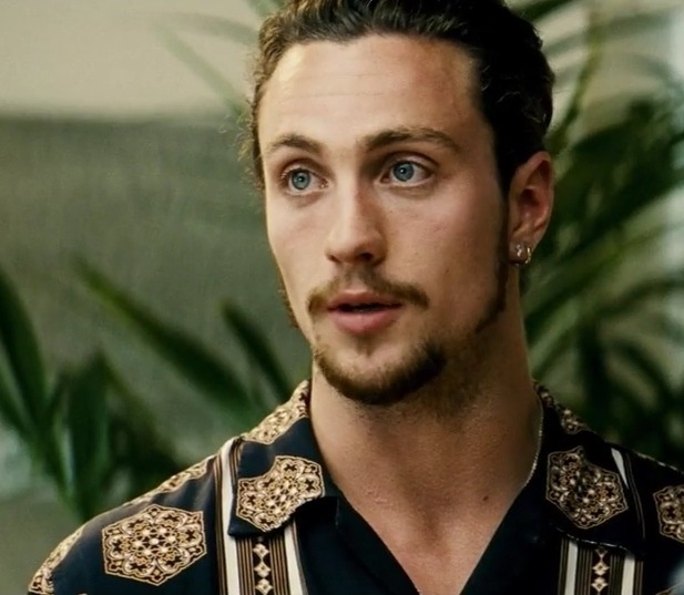 Aaron Johnson - Savage...