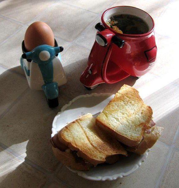 Мой правильный завтрак )