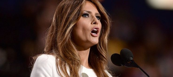 First Lady Melania Trump has credited the healing and nurturing properties of nature for her good health, and urged Americans to stop leaning so heavily on Big Pharma.