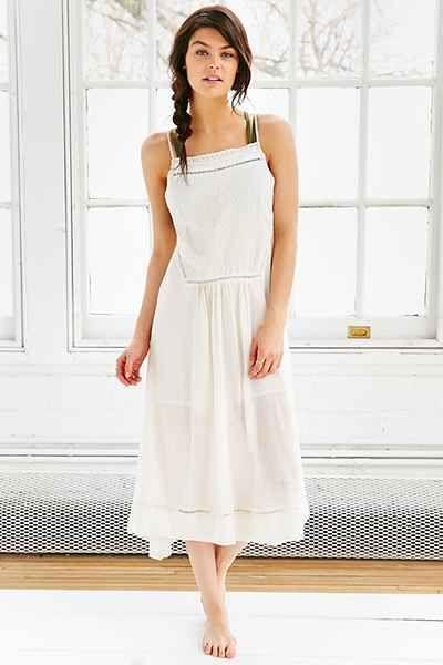 Billabong Sea Goddess Midi Dress - Urban Outfitters