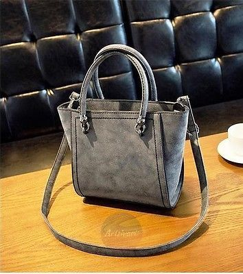 Artsivaris New Women Leather Tote Messenger Shoulder Bag Medium Travel Purse | eBay
