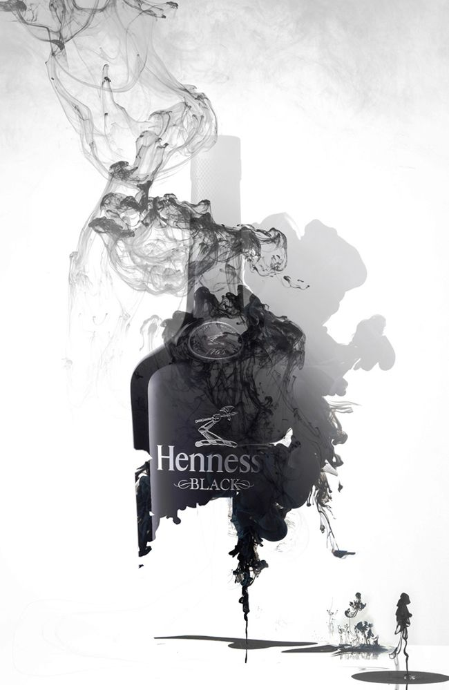 Giles Revell – Hennessy Black » Design You Trust. Design, Culture & Society.