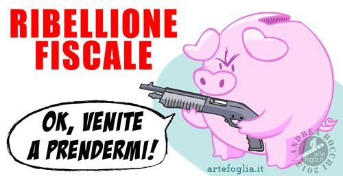 ITALIAN COMICS - La ribellione dei porcellini – salvadanaio