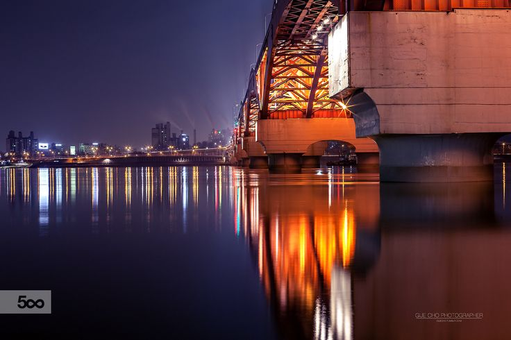Beautiful Seoul by Gije Cho on 500px