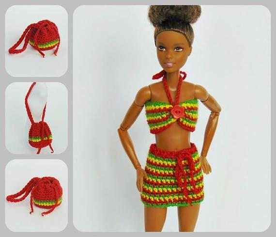 Barbie outfit barbie clothes barbie fashion barbie