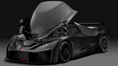 New KTM X-Bow GT4