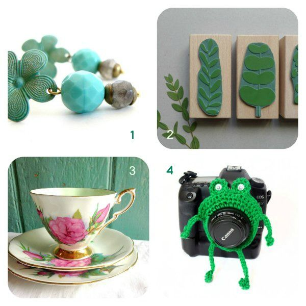 Etsy Europe Team Captains beautiful items, check them out! 1. iomiss 2. karamelo 3. TheDorothyDays 4. LookingGlassDesigns1