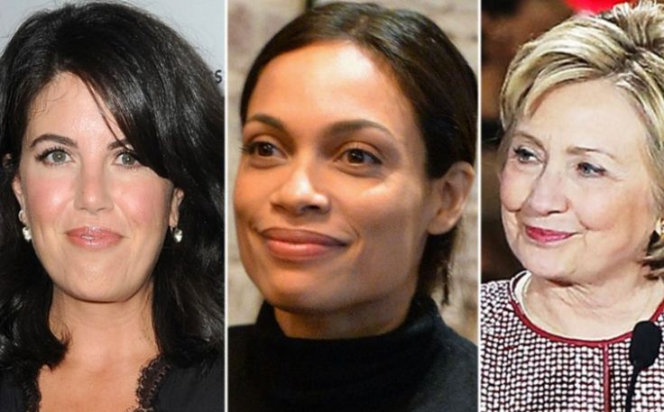 For God's Sake, Rosario Dawson, Shut Up and Stop Embarrassing Yourself and Bernie Sanders