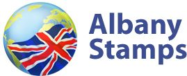 Albany Stamps specialise in all GB philately with a choice of first day covers, presentation packs, machin stamps and more