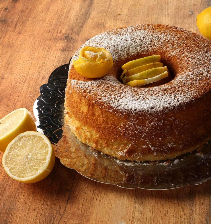 كيك الليمون Lemon Cake Lemon Cake Desserts Recipes