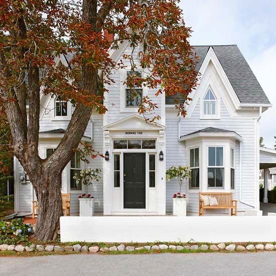 These 26 home exterior makeover before and after ideas are sure to inspire your own project.