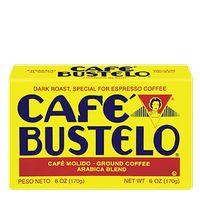 Café Bustelo® Espresso Coffee 6 oz Brick  Publix: $2.49  Online: $2.79