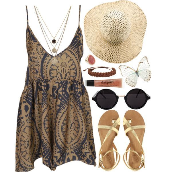 14 Gorgeous Polyvore outfits for the summer